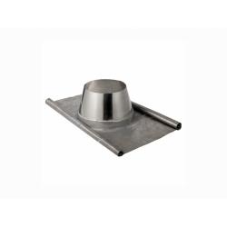 ISODUCT, DAKDOORVOER PLAT LOODSLAB Ø250 - 10001