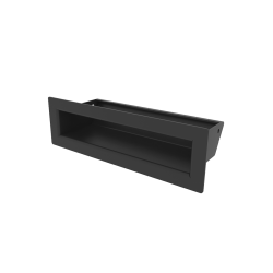Hitze Ventilatierooster Slim 60x200mm - 10033