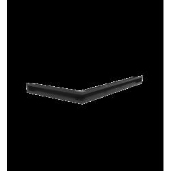 Hitze Ventilatierooster Slim (HOEK) 800x450x60mm L
