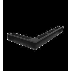 Hitze Ventilatieroosters Slim (Hoek) 800x450x90mm L