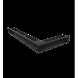 Hitze Ventilatieroosters Slim (Hoek) 800x450x90mm R