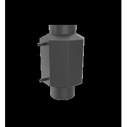 Hitze Warmtewisselaar - Fi200 Water + Spiraal