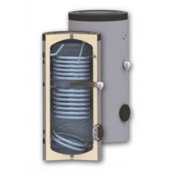 Buffervat 200 liter (2 warmtewisselaars) - 10525