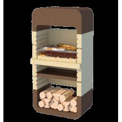 Linea VZ Tuin Barbecue Monopoli