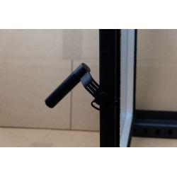 Haarddeur recht met openslaande deurtjes - 10996