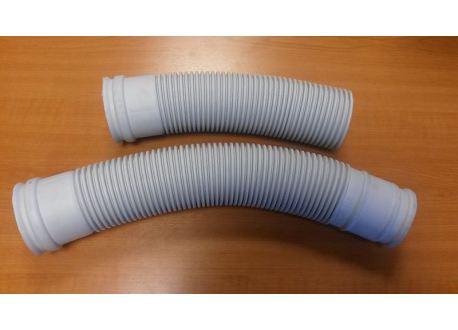Kunststof flexibel rookgasafvoer, diameter 80mm - 1163