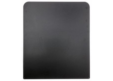 Vloerplaat RVS voor kachel, 600x700mm