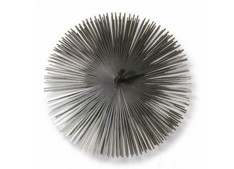Borstelkop staal, rond, 300mm - 1406
