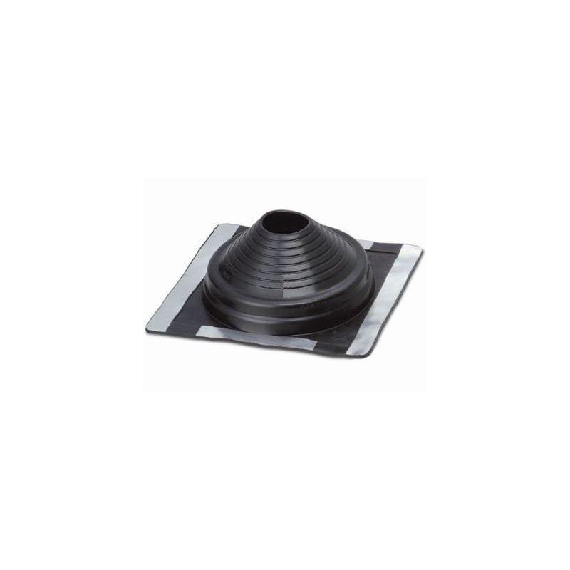 Flexibele dakdoorvoer voor polycarbonaat 110-170mm - 2146