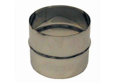 Aansluitstuk mannelijk- mannelijk Ø150mm