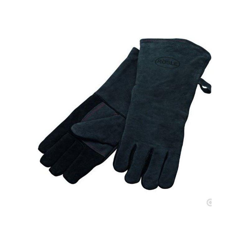 Lederen handschoenen hittebestendig  - 2361