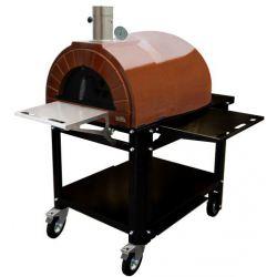 Amphora ready (pizzaoven met wielen)