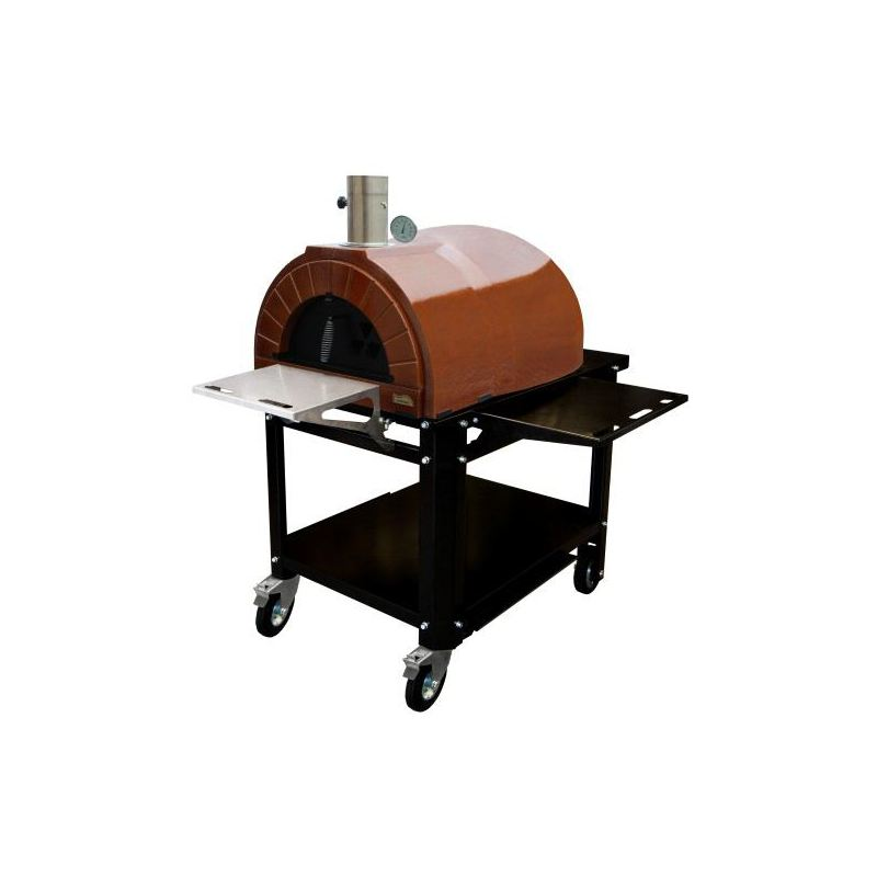 Amphora ready (pizzaoven met wielenl) - 2374