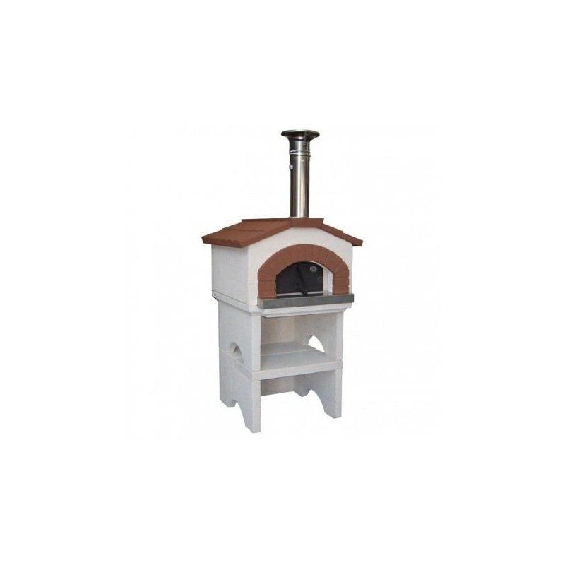 Houtgestookte pizzaoven PONZA (incl. onderstel) - 3081