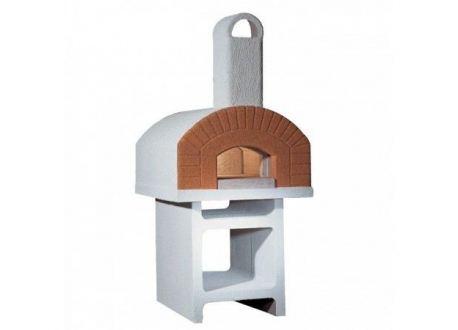 Houtgestookte pizzaoven POZZUOLI (incl. onderstel) - 3089