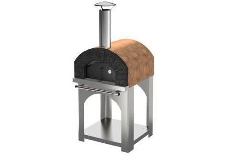 Hout en pelletgestookte pizzaoven HOBBY (incl. onderstel) - 3294