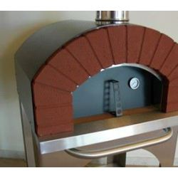 Hout en pelletgestookte pizzaoven HOBBY (incl. onderstel) - 3295