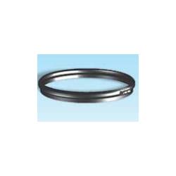 Rookkanaal RVS, Klemband, diameter Ø160 - 3319