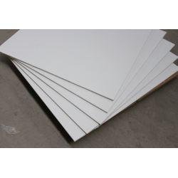 Keramisch board 1260° graden 10mm (high purity)