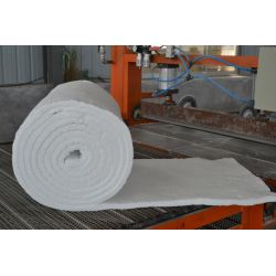 Keramisch isolatiedeken Superwool (per meter) 1000x610x25mm