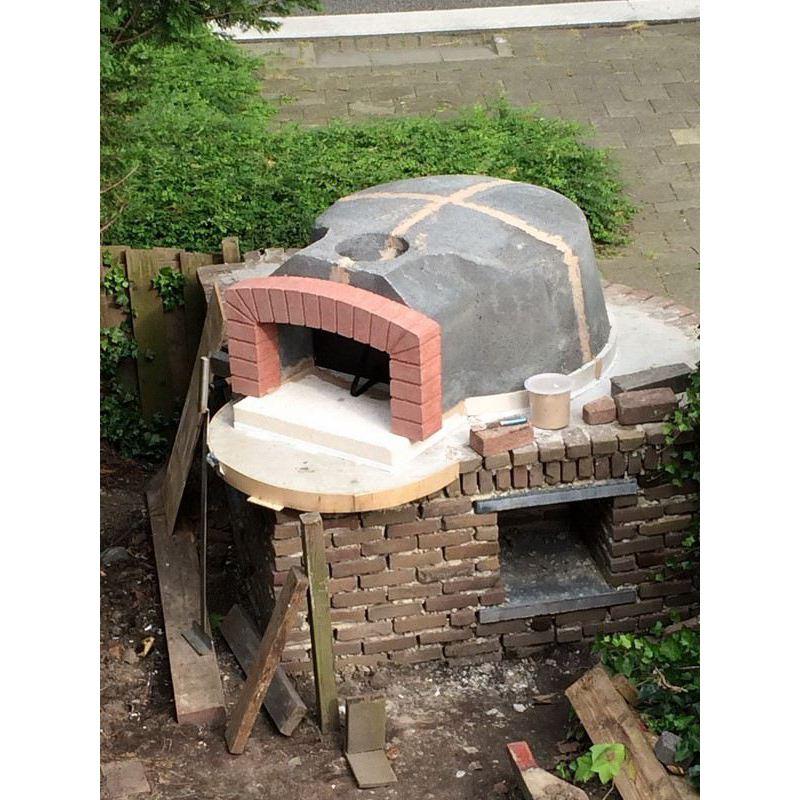 Houtgestookte pizzaoven AMALFI