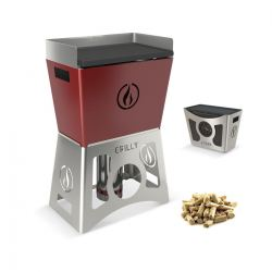 Pellet BBQGrilly - 4010