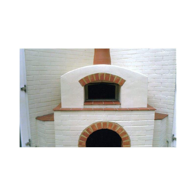 Houtgestookte pizzaoven VESUVIO - 4091