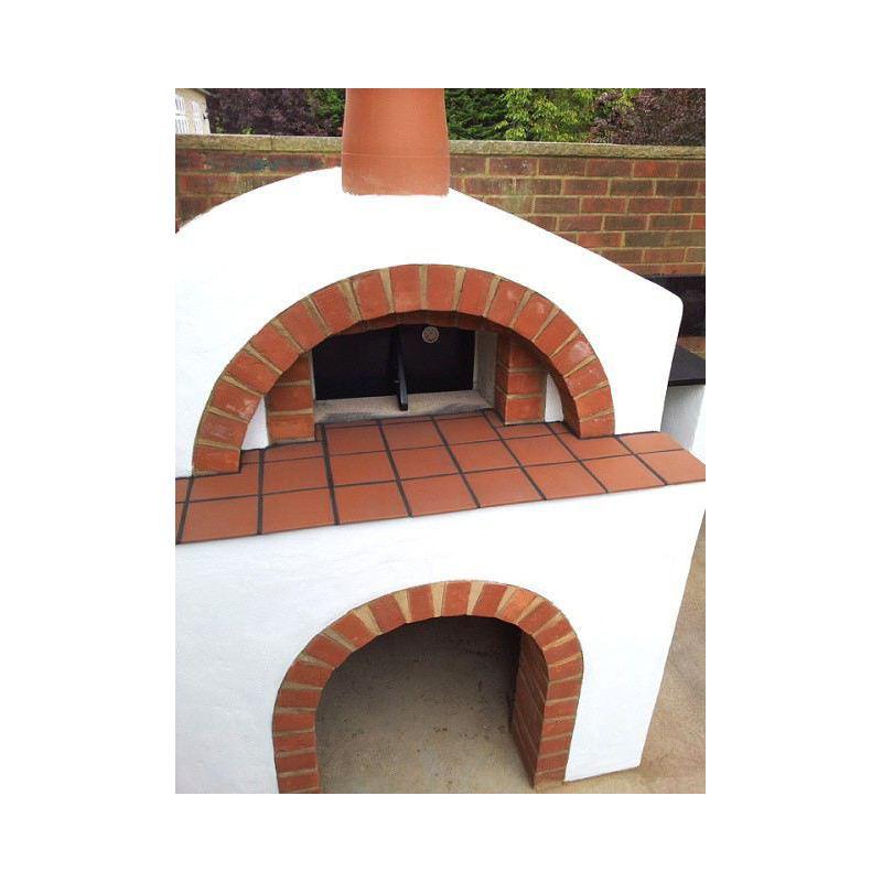 Houtgestookte pizzaoven NAPOLI - 4092