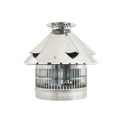 Elektrische rookgas ventilator, diameter Ø350 - 4936