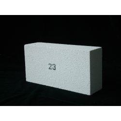 Vuurvaste isolatiesteen 1260° graden (type-23) - 5