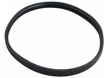 Rookkanaal RVS, Afdichtrubber, diameter Ø180 - 511