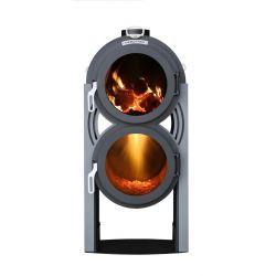 Houtkachel NEMO (9 kW)