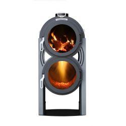 Houtkachel NEMO (6 kW)
