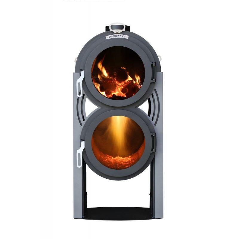 Houtkachel NEMO (6 kW) - 5735