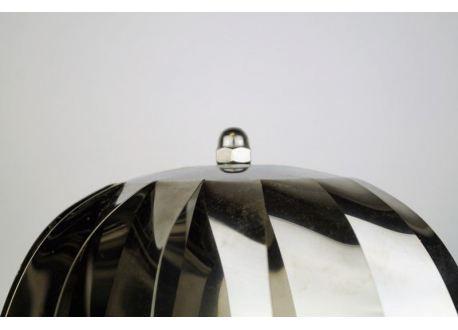Rookkanaal RVS, aspiromatic, diameter Ø250-300