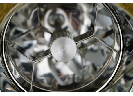Rookkanaal RVS, aspiromatic, diameter Ø200-250 - 5886