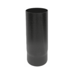Kachelpijp geëmailleerd staal, diameter Ø150, 500mm pijp