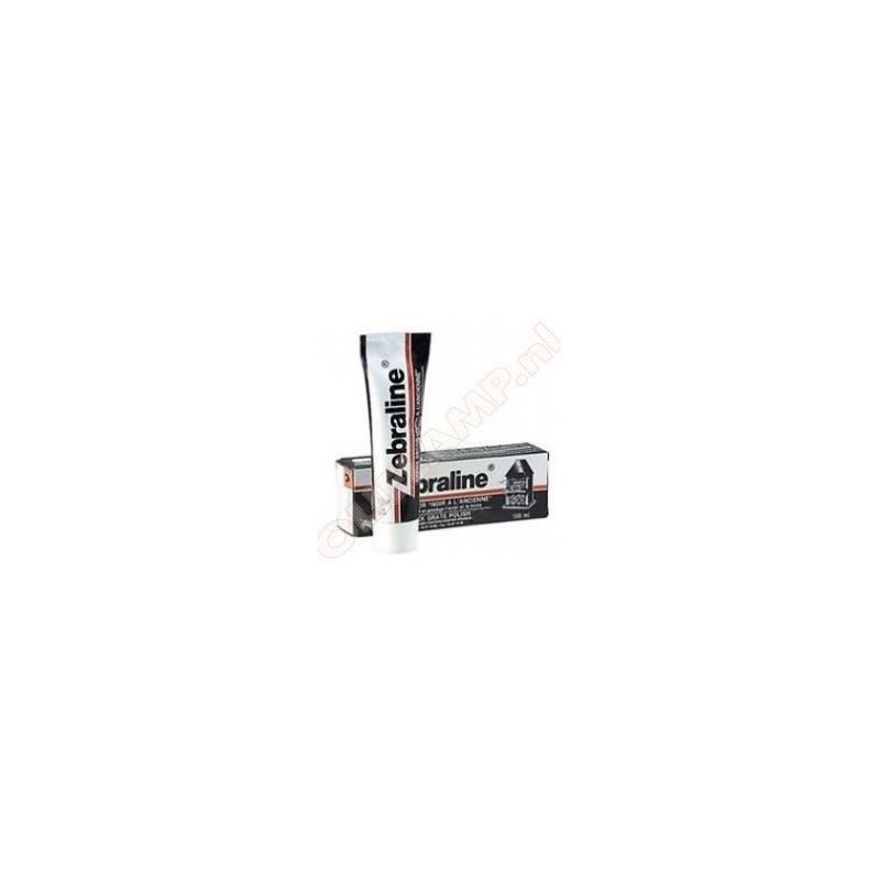 Zebraline kachelpoets zwart 100ml - 6789