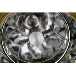 Rookkanaal RVS, aspiromatic, diameter Ø100-150 - 7027