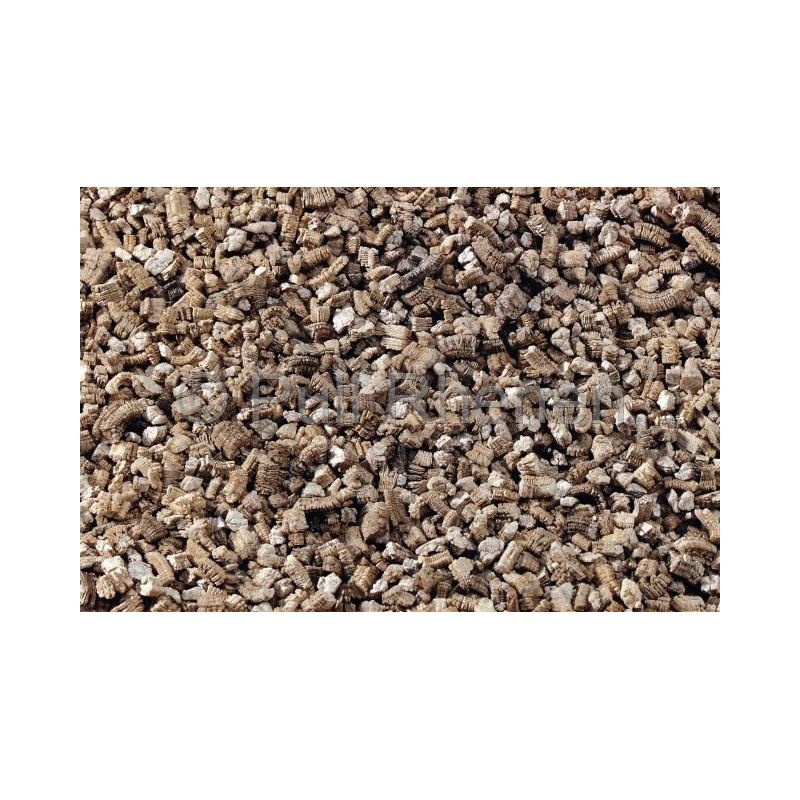 Vermiculiet korrels fijn 0-1,5mm (100 liter zak)