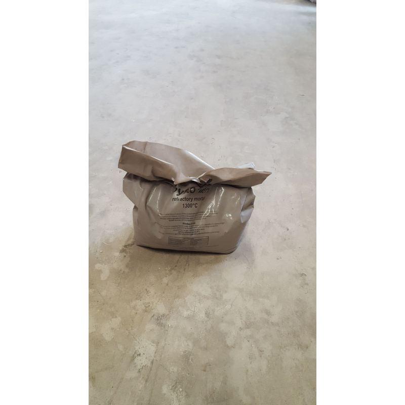 Vuurvaste Mortel 1300° (5 kg zak) - 7297