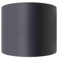 Kachelpijp zwart geëmailleerd staal, Aansluitstuk vrouwelijk-vrouwelijk, diameter Ø130