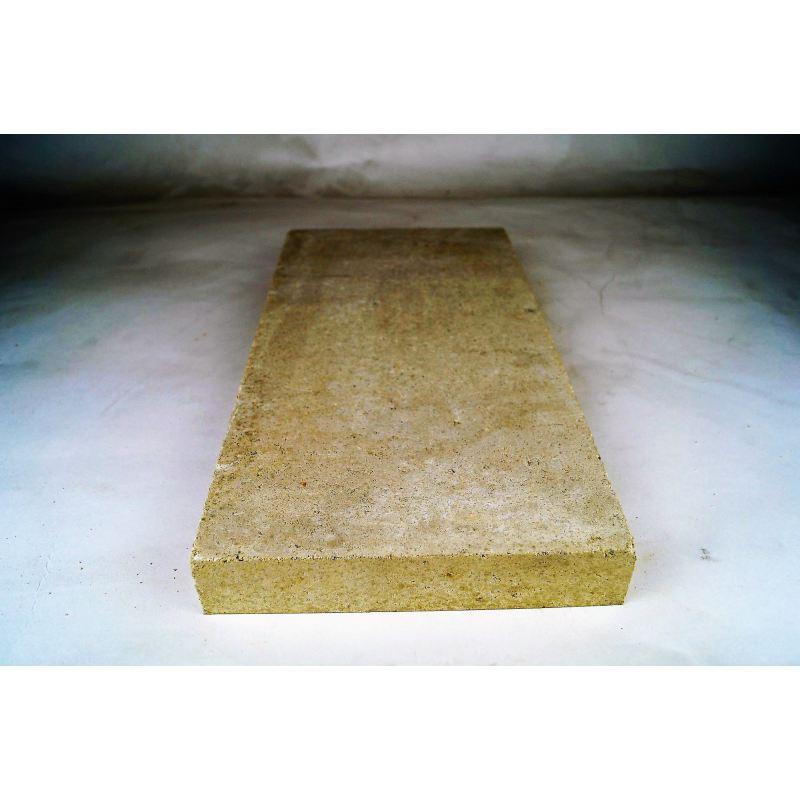 Vuurvaste plaat 500x220x28mm (plat) - 8426