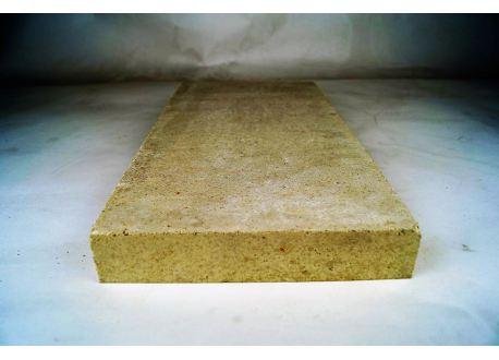 Vuurvaste plaat 300x200x28mm (plat) - 8430