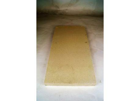 Vuurvaste plaat 300x200x28mm (plat) - 8431