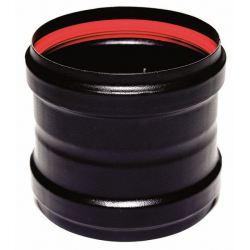 Verbindingsstuk (vrouwelijk-vrouwelijk), diameter Ø80mm