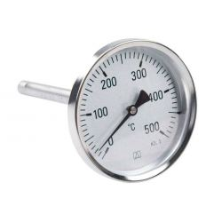 ABCAT insteek thermometer 0°-500°C - 9472