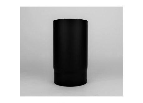 Kachelpijp dikwandig staal, diameter Ø180, 150mm pijp - 9498