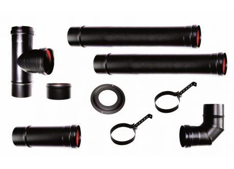 Compleet set, diameter Ø80mm