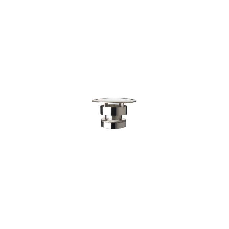ISODUCT, DUBBELWANDIG ROOKKANAAL RVS, TREKKENDE REGENKAP, diameter Ø150/220 - 9915